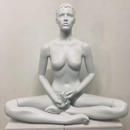 Yoga Mannequin Hire