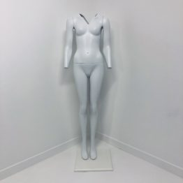 Female Ghost Mannequin
