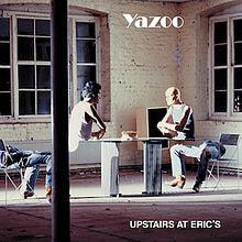 Yazoo Album Cover