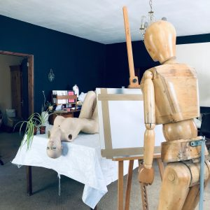 Life Art Drawing Classes