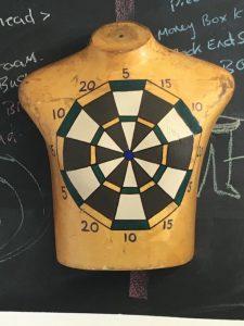 Mannakin Dart Board