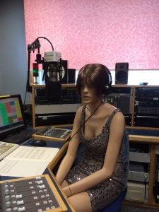 BBC Radio Presenter