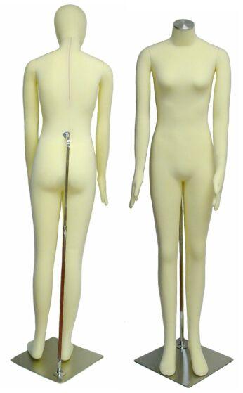 Flexible Female Mannequin Hire
